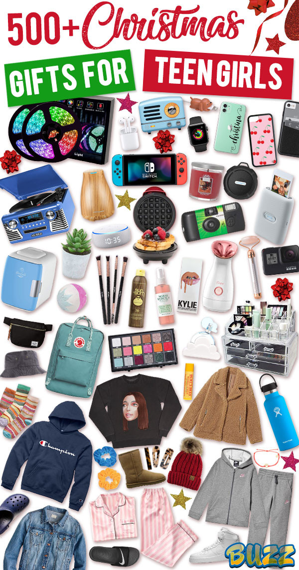 Gift Ideas Teenage Girls  Gifts for Teenage Girls [Best Gift Ideas for 2020]