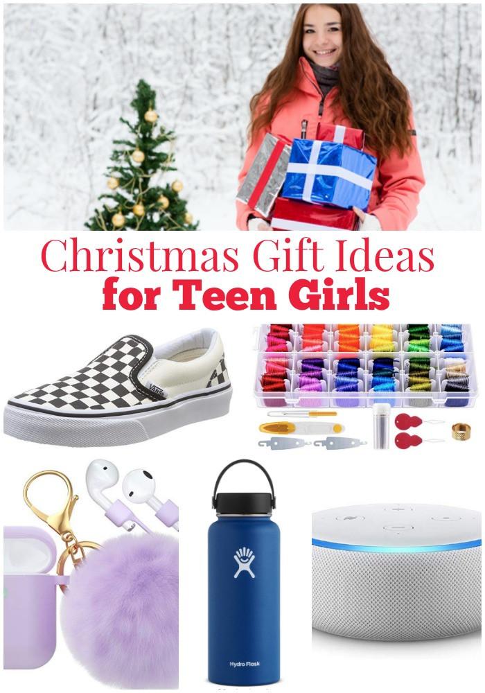 Gift Ideas Teenage Girls  Christmas Gift Ideas for Teen Girls Gift Guide