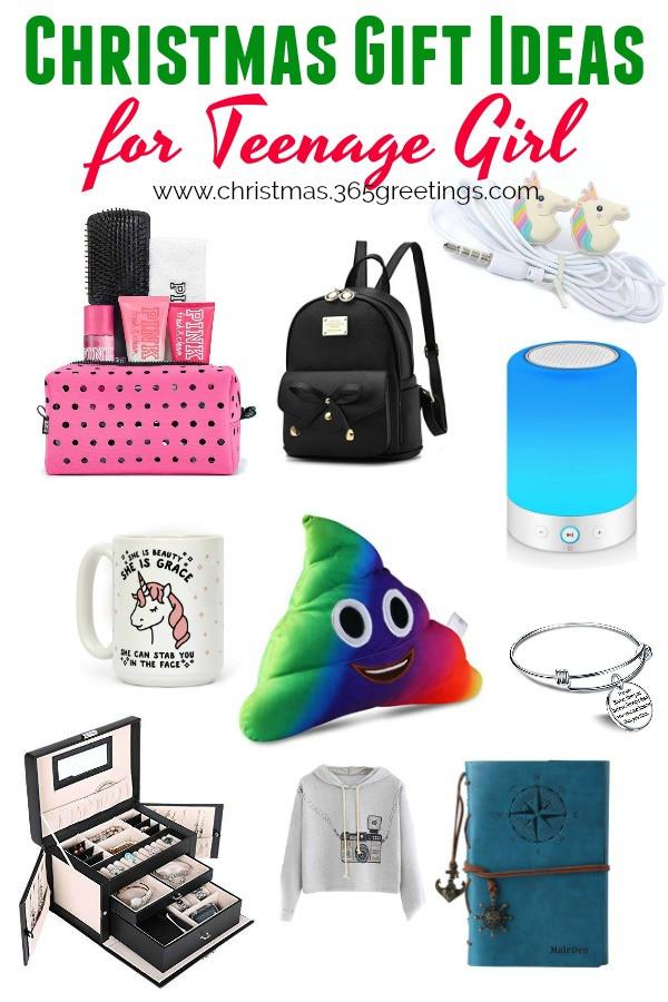 Gift Ideas Teenage Girls  Christmas Gift Ideas for Teenage Girl Christmas