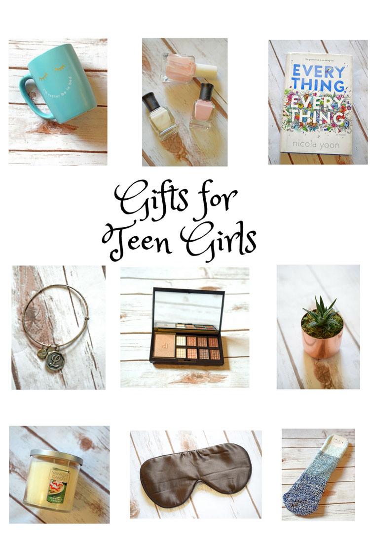 Gift Ideas Teenage Girls  Gift Ideas for Teen Girls