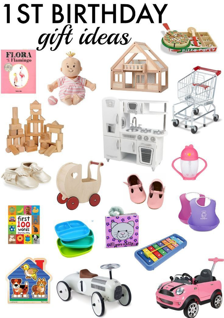 Gifts For Baby Girls First Birthday  FIRST BIRTHDAY GIFT IDEAS