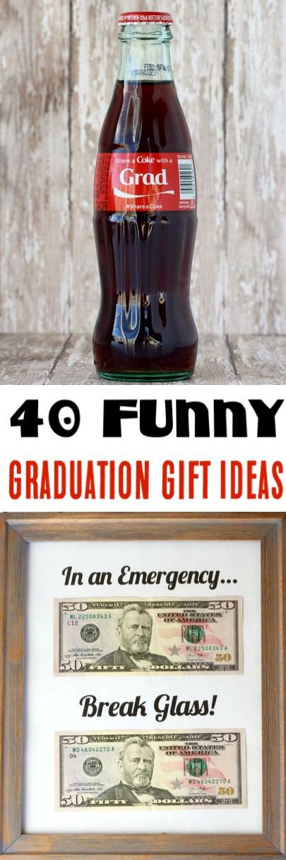 Graduation Gag Gift Ideas  40 Graduation Gift Ideas Fun & Slightly Crazy The
