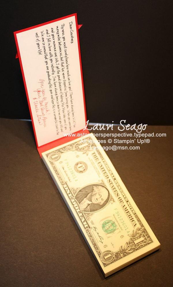 Graduation Gag Gift Ideas  25 DIY Graduation Cash Gifts Hative