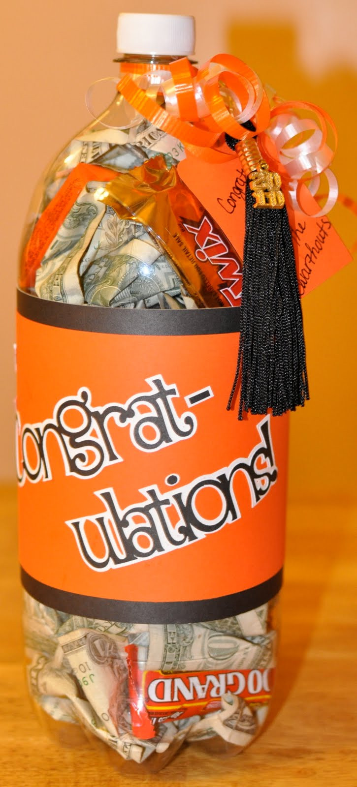 Graduation Gag Gift Ideas  give money as a t sunday shout outs A girl and a