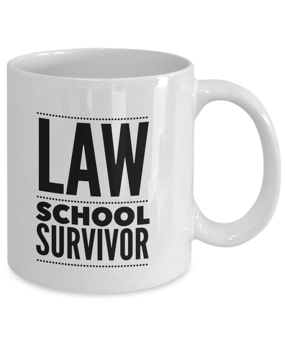 Graduation Gag Gift Ideas  Law School Graduation Grad Graduate Gifts Coffee Mug for