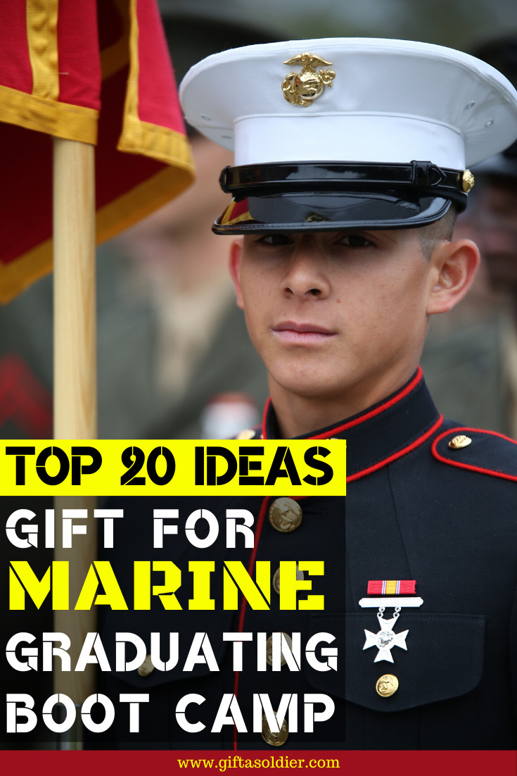 Graduation Gift Ideas For Army Boot Camp  Top 20 Ideas to Gift For Marine Graduating Boot Camp in