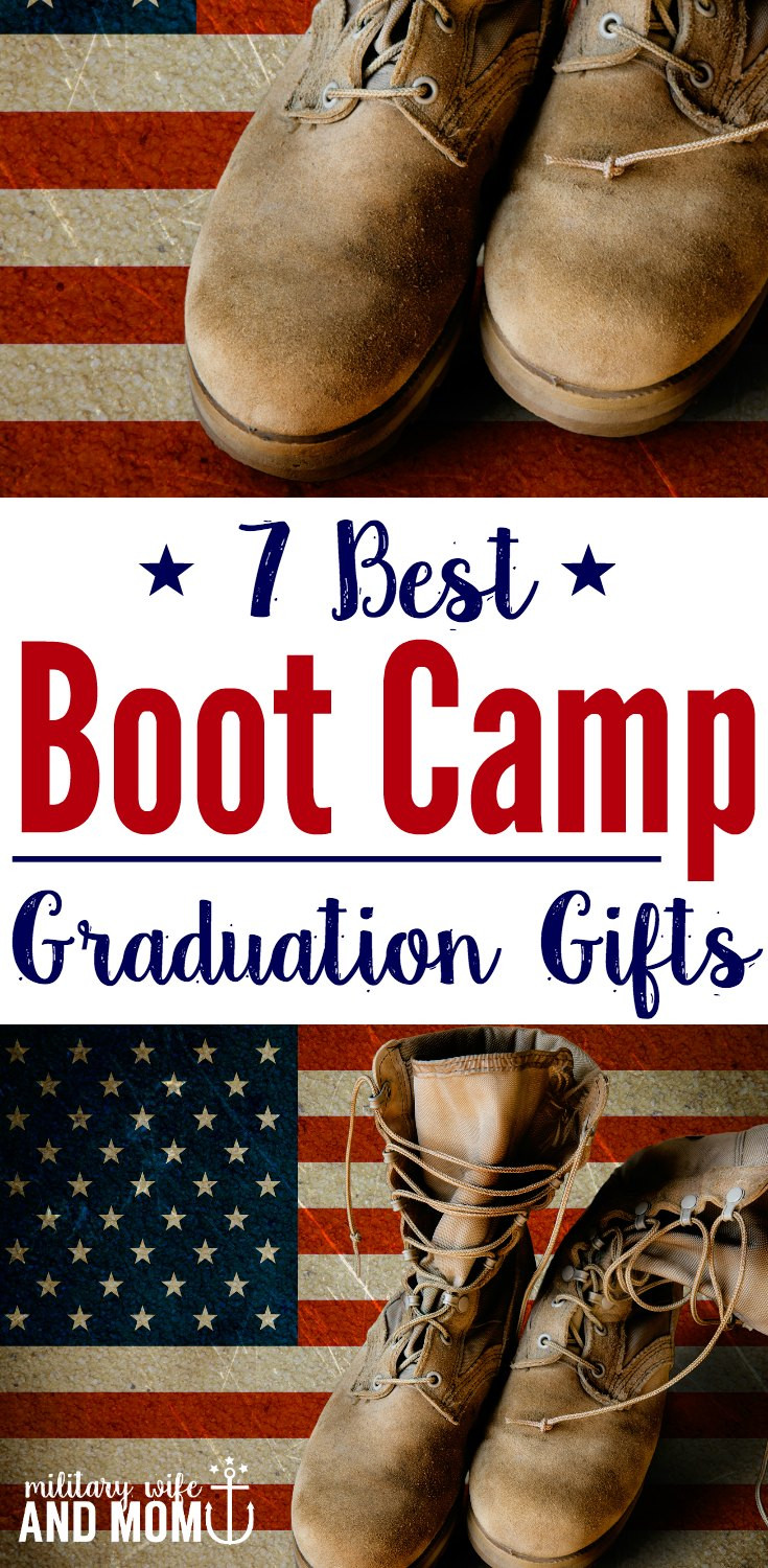 Graduation Gift Ideas For Army Boot Camp  7 Boot Camp Graduation Gifts That Will Make Your Service