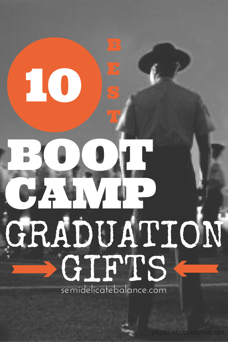 Graduation Gift Ideas For Army Boot Camp  10 Best Boot Camp Graduation Gifts