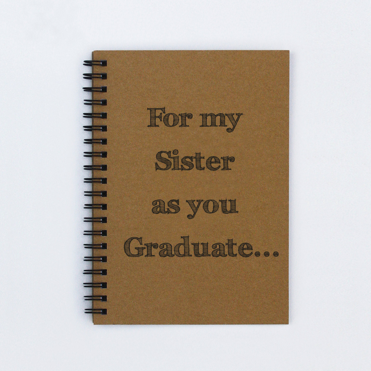 Graduation Gift Ideas For Sister  Graduation t for sister For my Sister by