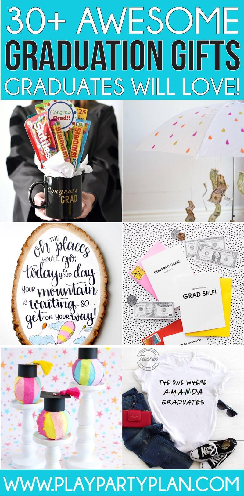 Graduation Gift Ideas Pinterest  30 Awesome High School Graduation Gifts Graduates Actually