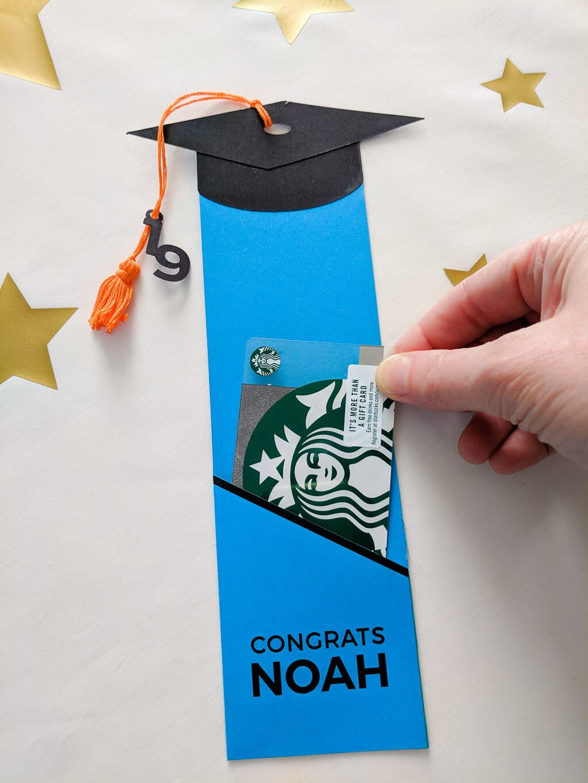 Graduation Gift Ideas Pinterest  Graduation Gift Card Holder Free Printable Template