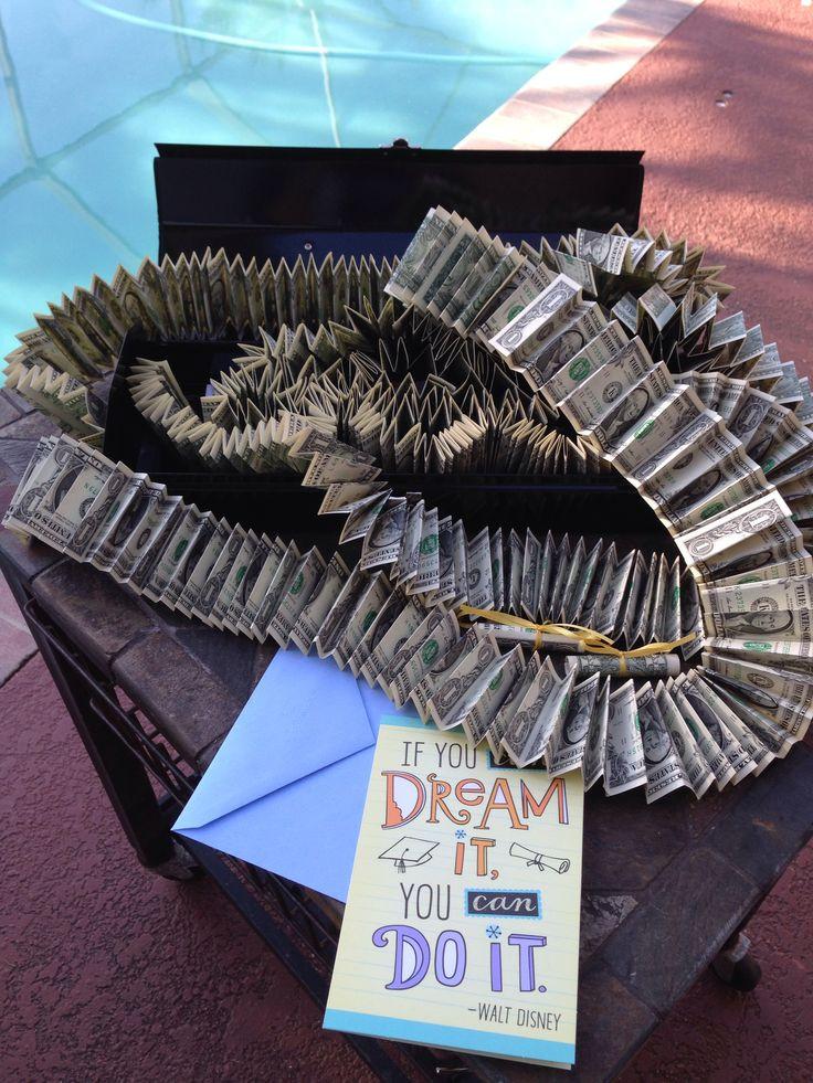 Graduation Gift Ideas Pinterest  Graduation Money Gift Gift Ideas