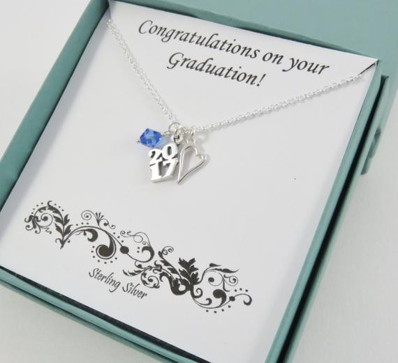 Graduation Jewelry Gift Ideas For Her  Items similar to Graduation Gift for Her 2017 Graduation