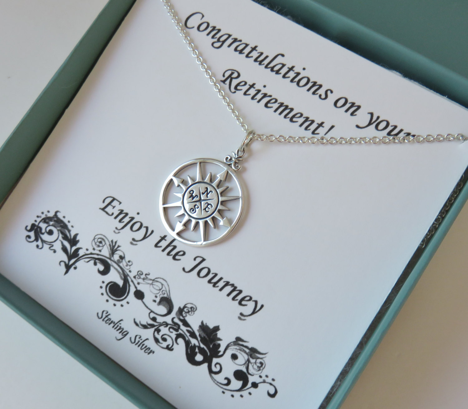 Graduation Jewelry Gift Ideas For Her  Retirement Gifts for Women Graduation Gift for Her Sterling