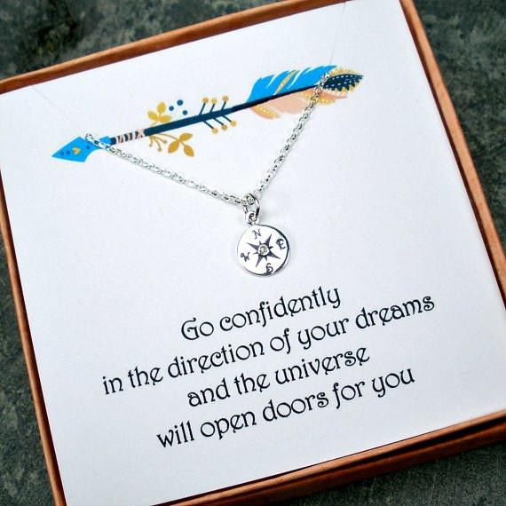 Graduation Jewelry Gift Ideas For Her  Graduation Gifts for Her Daughter Sister Diamond