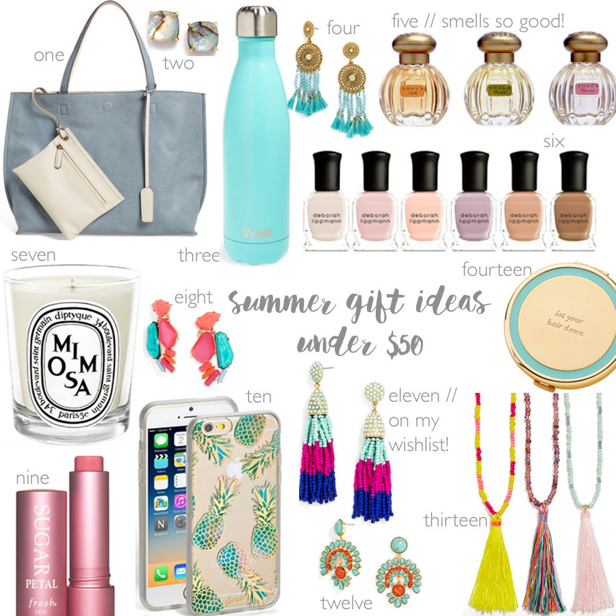 Graduation Jewelry Gift Ideas For Her  summer graduation t ideas for her Lauren Kay Sims