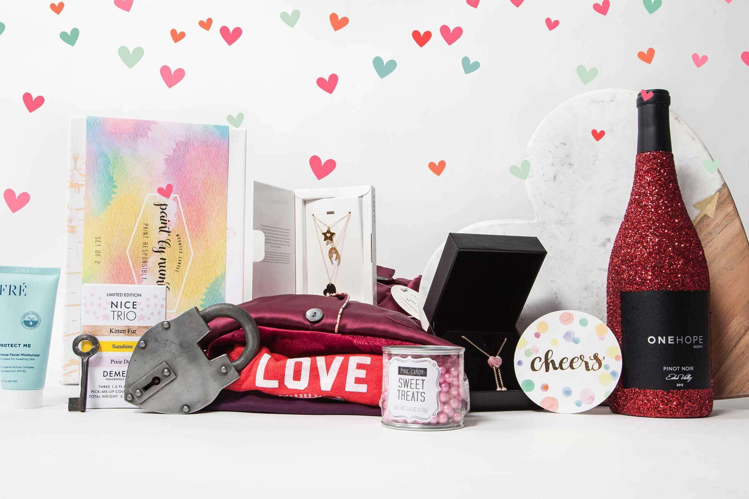 Great Valentines Gift Ideas  Valentine Gift Ideas for Her The Best of the Best