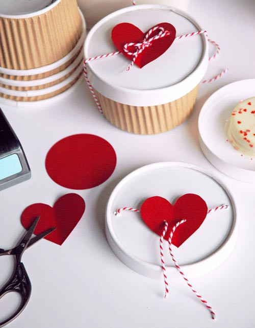 Great Valentines Gift Ideas  7 Adorable DIY for Valentine's Day — Eatwell101