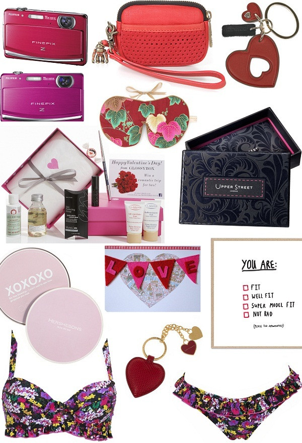 Great Valentines Gift Ideas  Weekend Shopping Romance and Thoughtful Valentines Gifts
