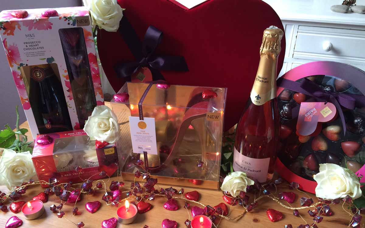 Great Valentines Gift Ideas  6 Great Valentine s Day Gift Ideas M&S Pikalily Food