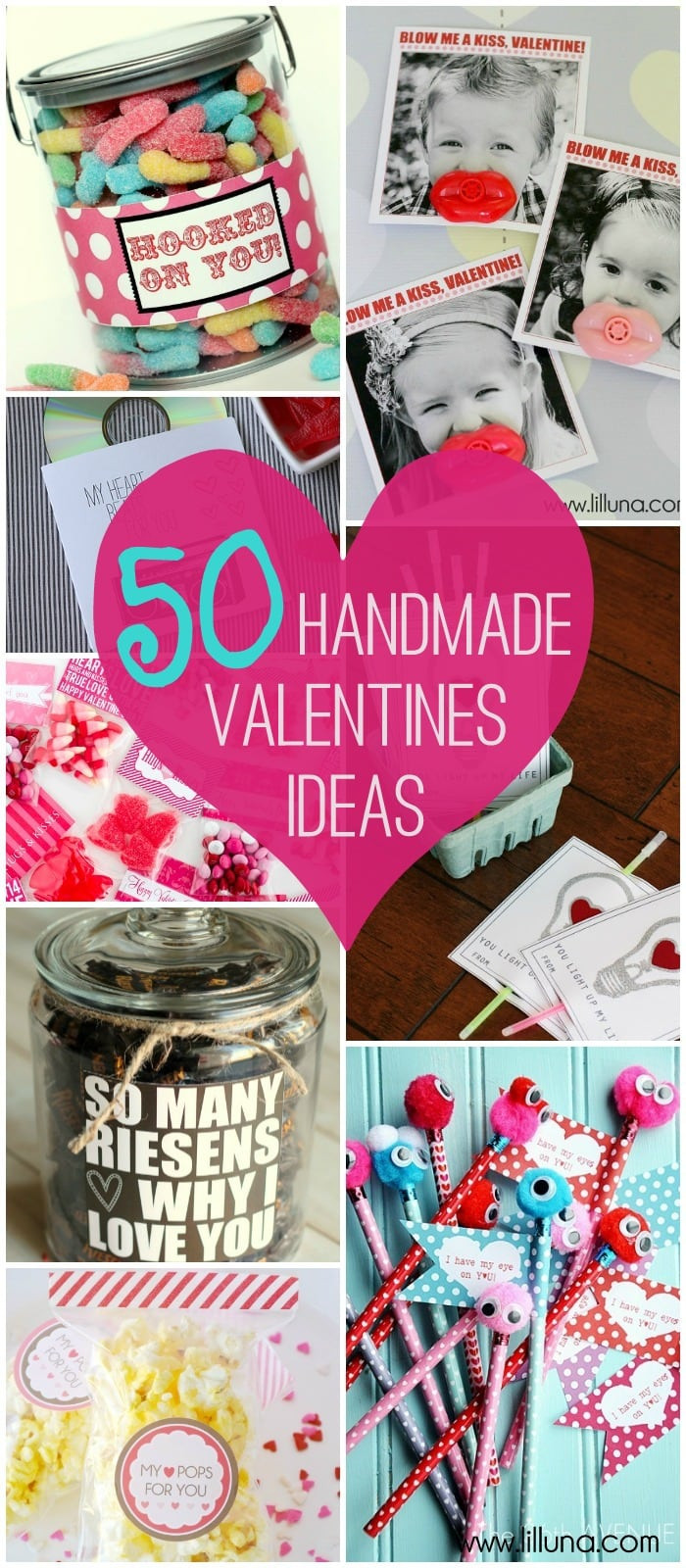 Great Valentines Gift Ideas  14 Gifts of Valentines with Free Printables plus MORE