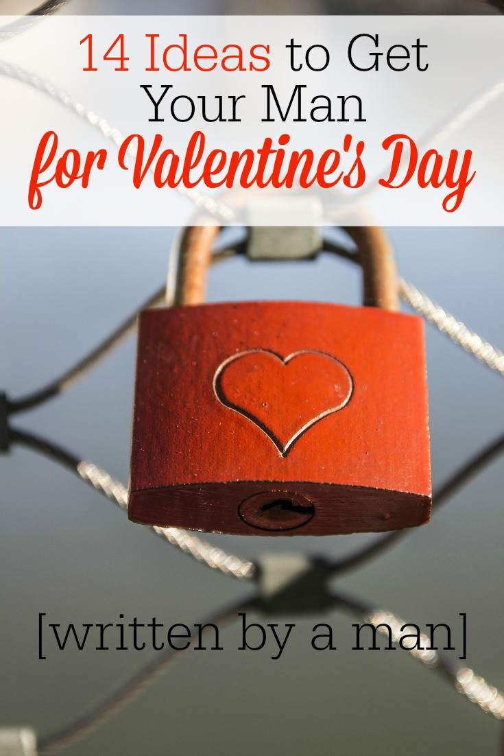 Great Valentines Gift Ideas  14 Valentine s Day Gift Ideas for Men