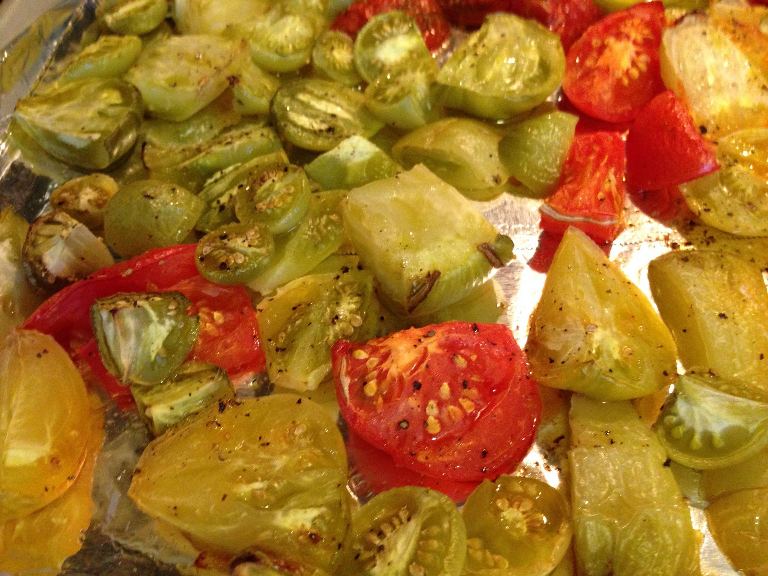 Green Tomato Salsa  Green Tomato Salsa