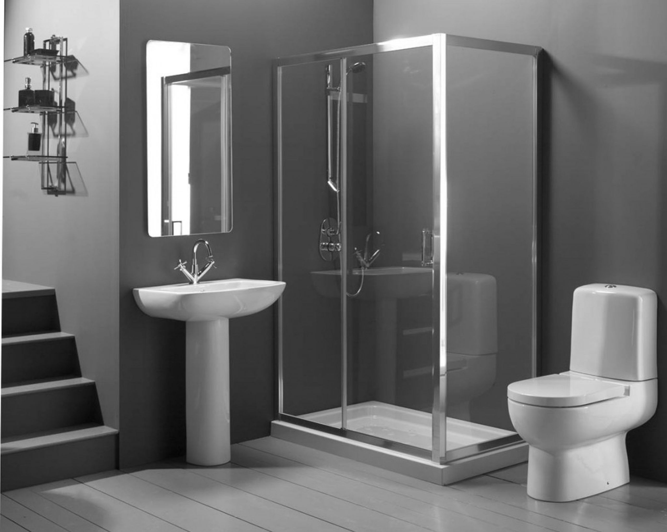 Grey Paint Colors For Bathroom  Grey Paint Colors for Modern and Minimalist Home MidCityEast