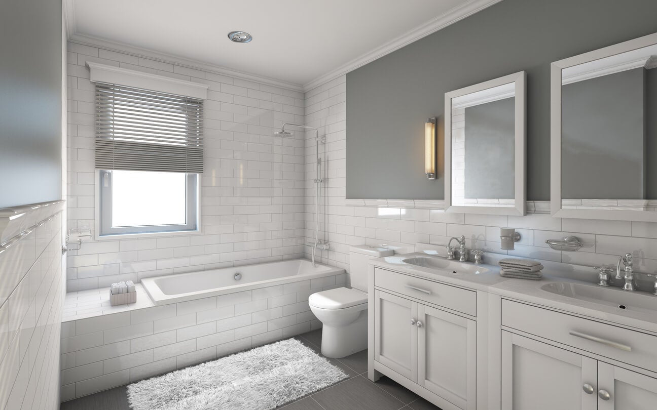 Grey Paint Colors For Bathroom  10 Beautiful Bathroom Paint Colors for Your Next