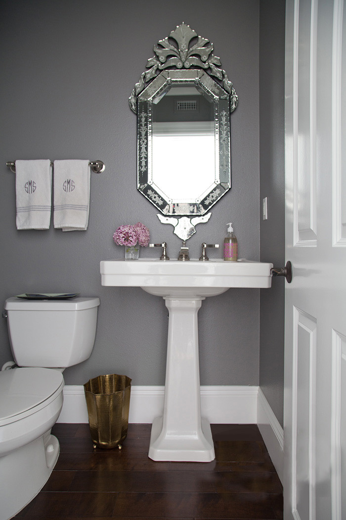 Grey Paint Colors For Bathroom  Ask Studio McGee Gray Paint