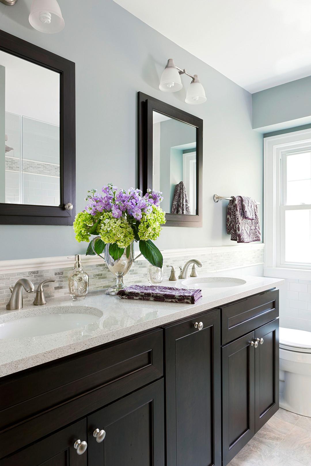 Grey Paint Colors For Bathroom  Popular Bathroom Paint Colors