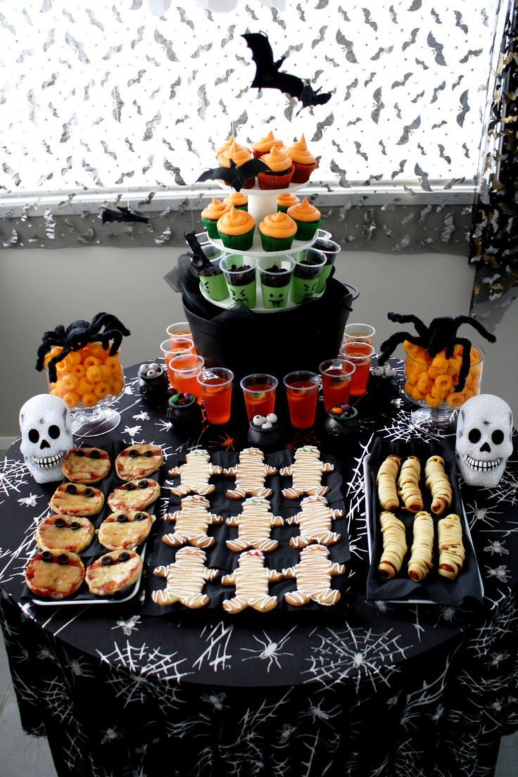 Halloween Food Ideas For Toddlers Party  25 Halloween Food Decorations Ideas Decoration Love