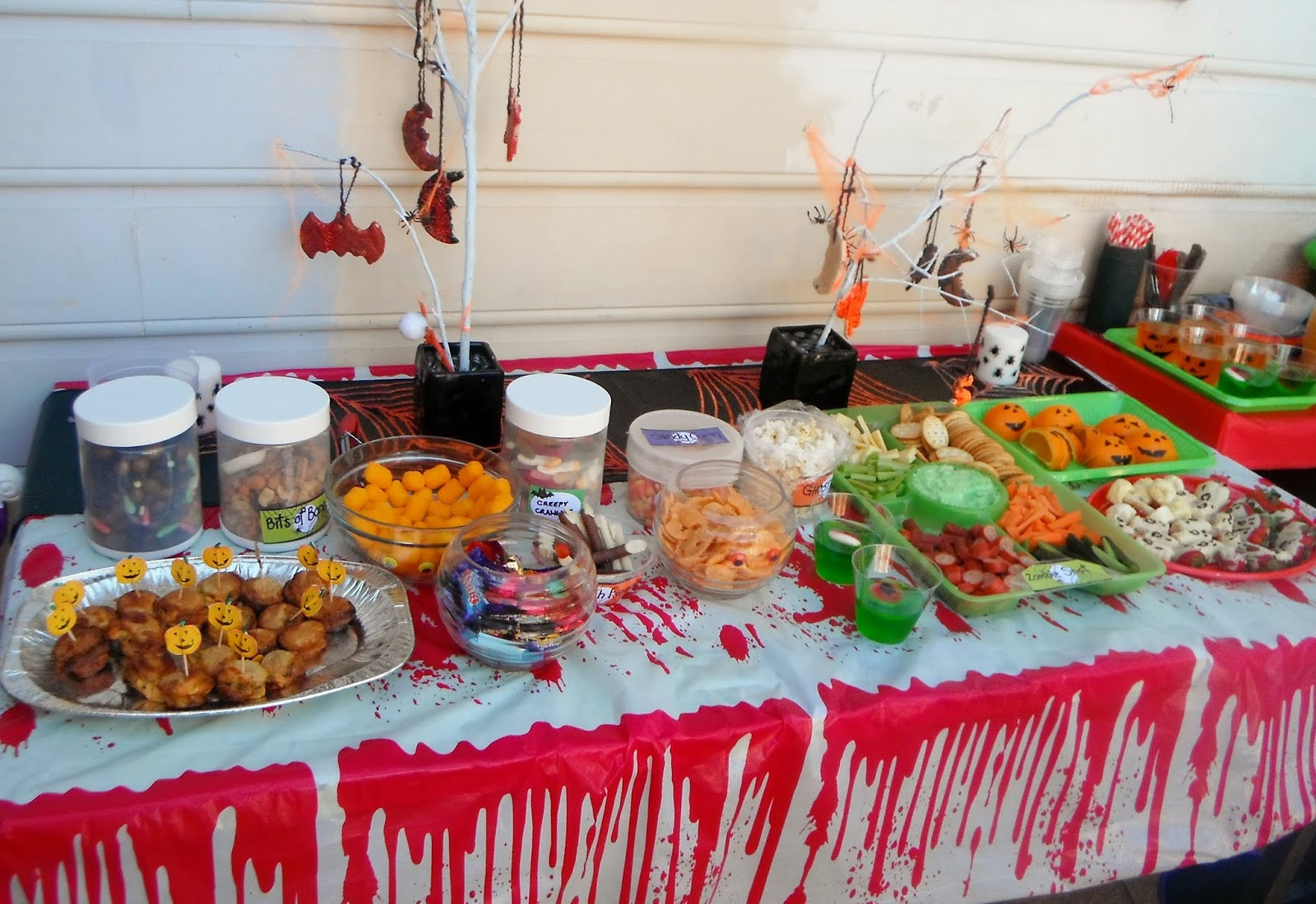 Halloween Food Ideas For Toddlers Party  Adventures at home with Mum Halloween Party Food