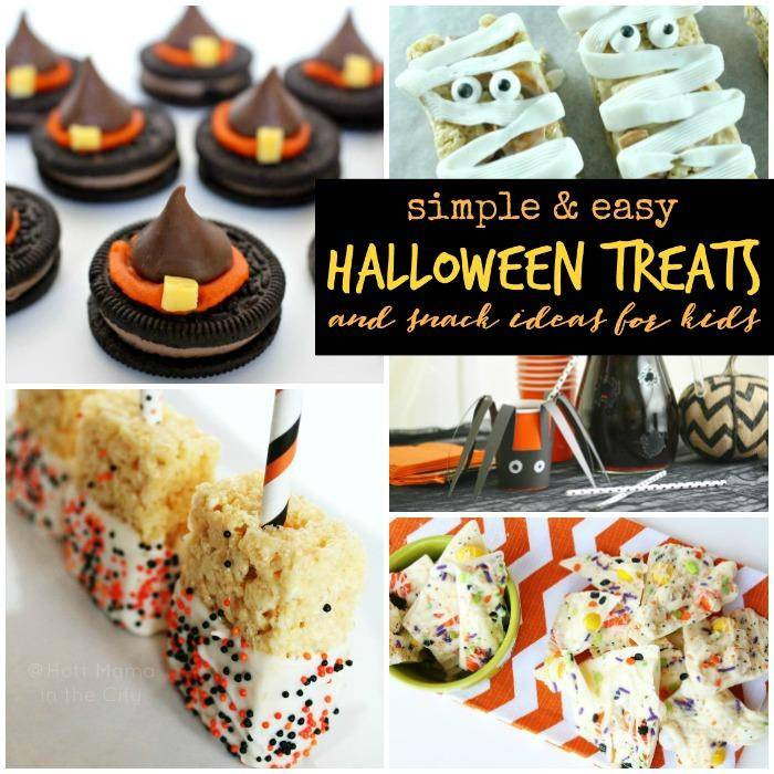 Halloween Food Ideas For Toddlers Party  21 Easy Halloween Party Food Ideas For Kids Passion for