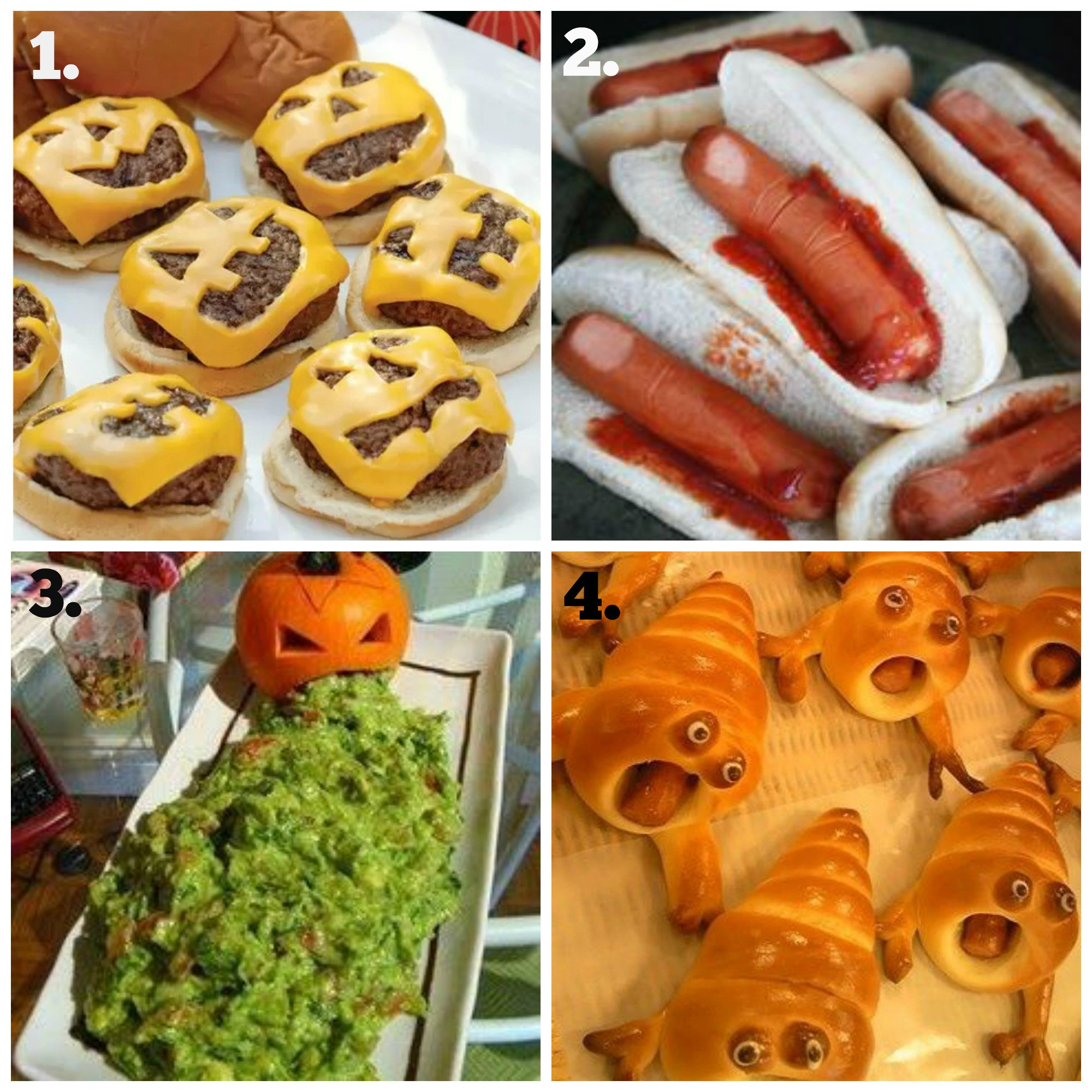 Halloween Food Ideas For Toddlers Party  32 Spook tacular Halloween Party Foods For Kids