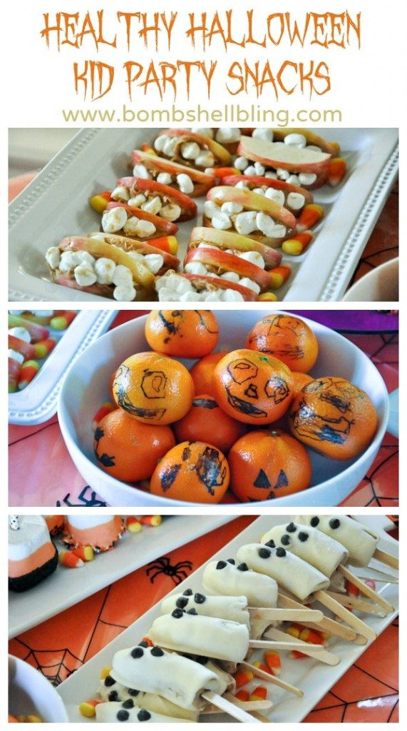 Halloween Food Ideas For Toddlers Party  40 Kid Halloween Food Ideas