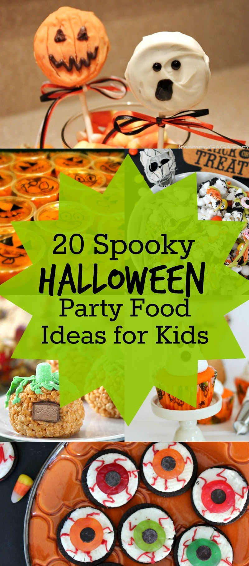 Halloween Food Ideas For Toddlers Party  20 Spooky Halloween Party Food Ideas for Kids Such cute
