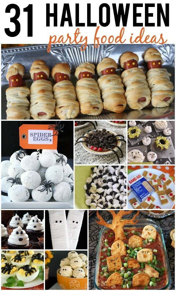 Halloween Food Ideas For Toddlers Party  Kid Friendly Halloween Costume Party