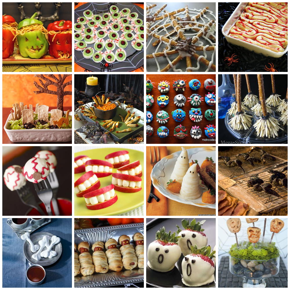 Halloween Food Ideas For Toddlers Party  6 Easy Quick Kids Party Food Ideas