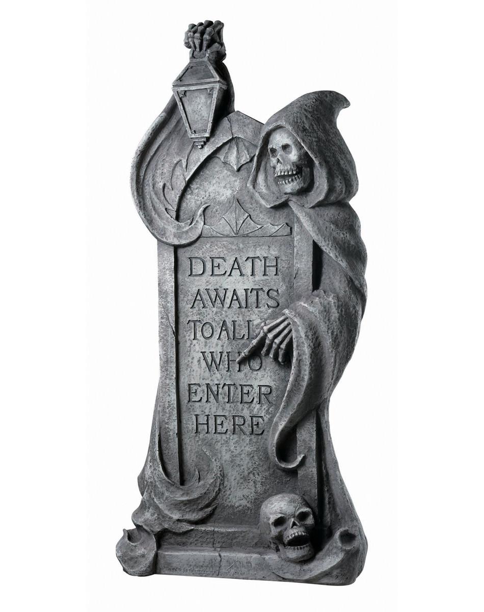 Halloween Grave Stone  Dead Word Tombstone Assignment – Ms Ellis Literature Lab