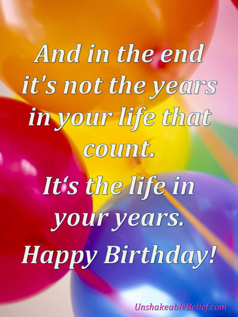Happy Birthday Christian Quote  Christian Inspirational Birthday Quotes QuotesGram