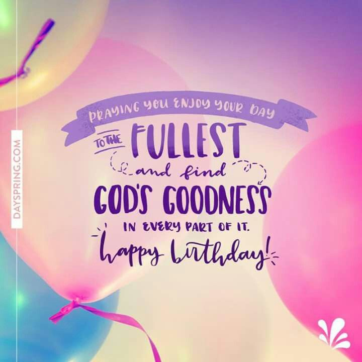 Happy Birthday Christian Quote  92 best Christian Happy Birthday images on Pinterest
