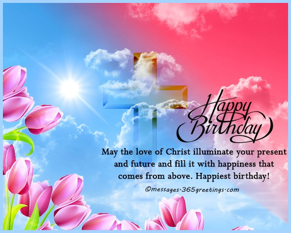 Happy Birthday Christian Quote  Christian Birthday Wishes Religious Birthday Wishes