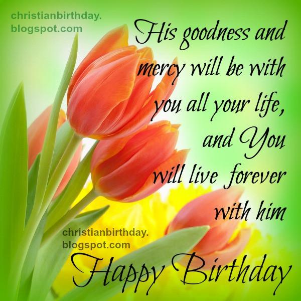 Happy Birthday Christian Quote  Christian Birthday Quotes QuotesGram
