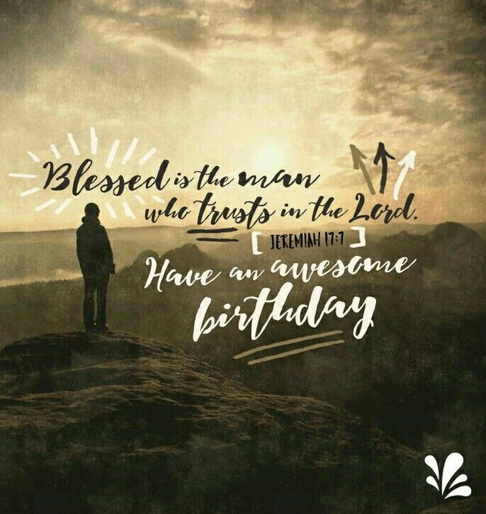 Happy Birthday Christian Quote  Pin by Lizette Naude on Happy Birthday