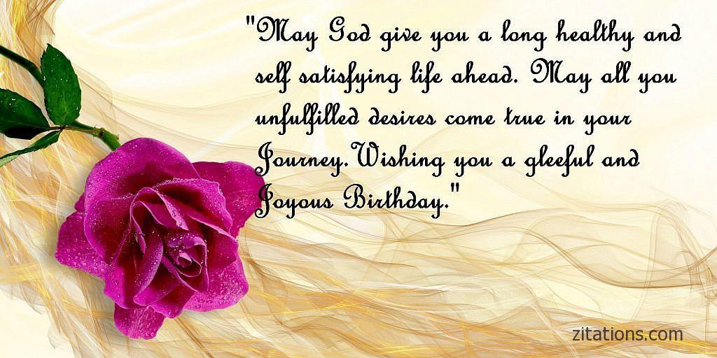 Happy Birthday Christian Quote  15 Awesome Happy Birthday Religious Quotes Zitations