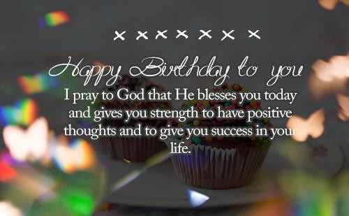 Happy Birthday Christian Quote  Christian 50th Birthday Quotes Quotations & Sayings 2019
