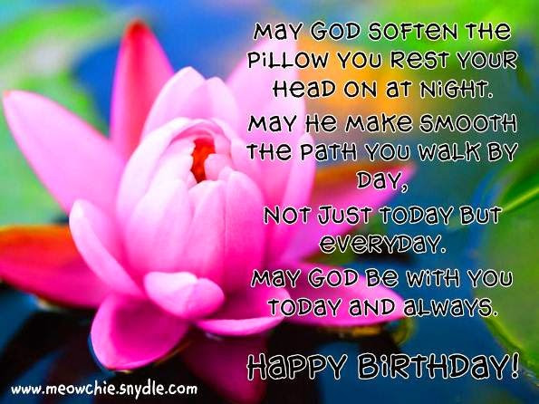 Happy Birthday Christian Quote  Status Happy Birthday Quotes Greetings Status