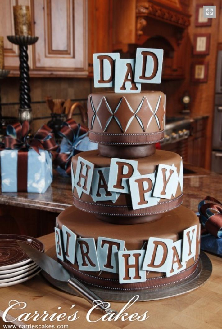 Happy Birthday Dad Cake  92 best images about Happy Birthday Name Cakes on