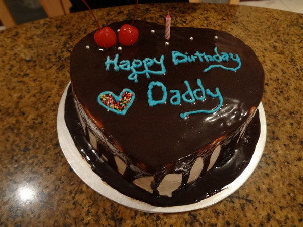 Happy Birthday Dad Cake  The 105 Happy Birthday Dad in Heaven Quotes